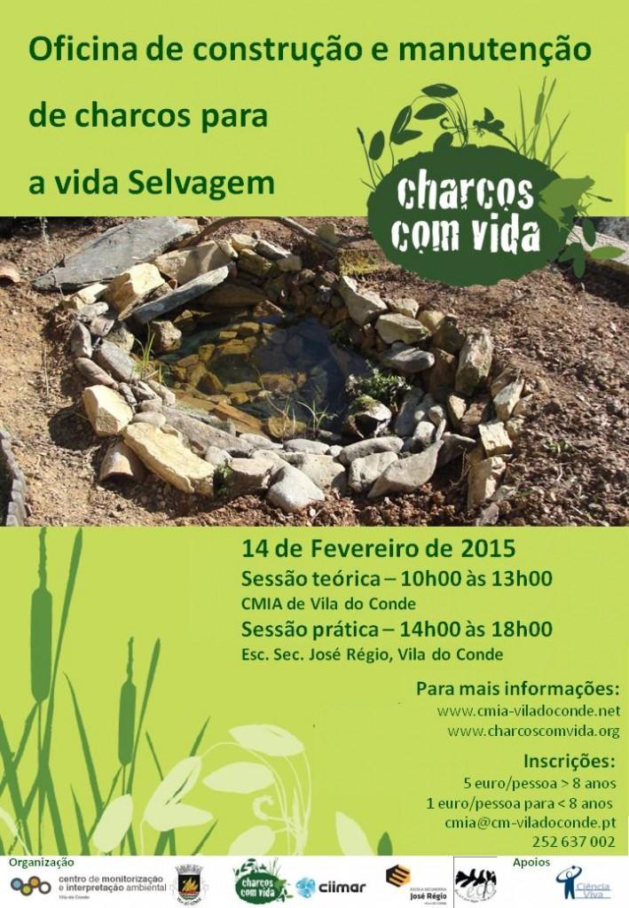 Cartaz construcao charco CMIA_Vila do conde